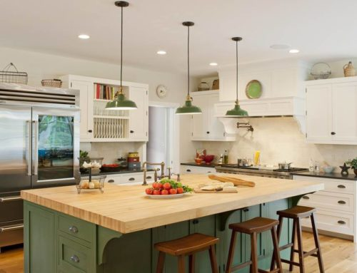 How to Create a Farmhouse Kitchen