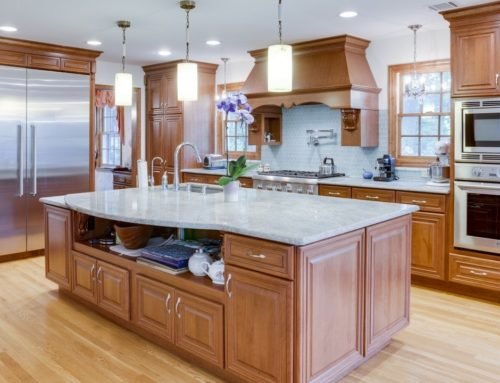 The Benefits to a Kitchen Island